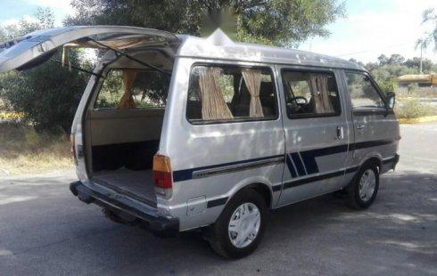 En venta un Nissan Ichi van 1989 Automático en excelente condición