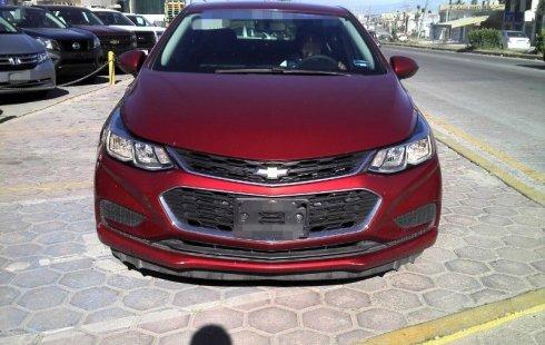 Llámame inmediatamente para poseer excelente un Chevrolet Cruze 2017 Automático