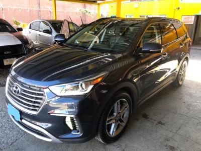 Precio de Hyundai Santa Fe 2018