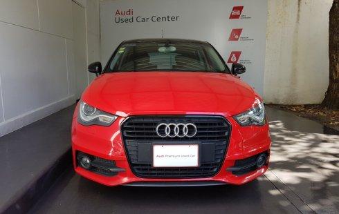 Un Audi A1 2014 impecable te está esperando