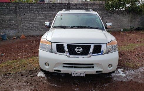 Tengo que vender mi querido Nissan Armada 2013 en muy buena condición