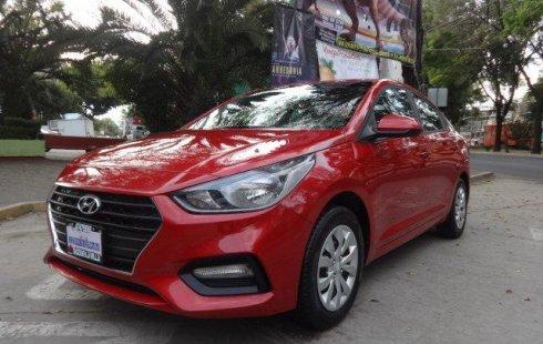 Coche impecable Hyundai Accent con precio asequible