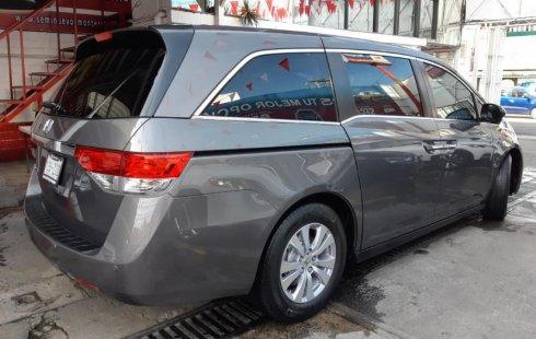 Honda Odyssey 2014 usado en Benito Juárez