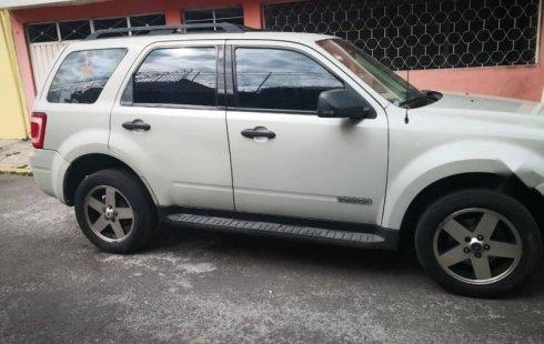 Urge!! Vendo excelente Ford Escape 2008 Automático en en Gustavo A. Madero
