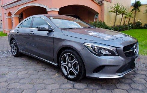 Mercedes-Benz Clase CLA 2017 usado