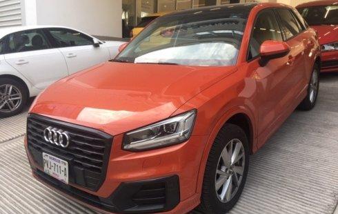 Vendo un carro Audi Q2 2018 excelente, llámama para verlo