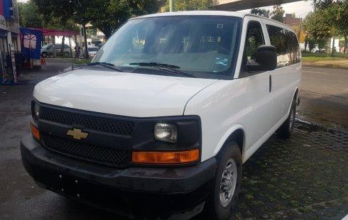 Pongo a la venta un Chevrolet Express en excelente condicción