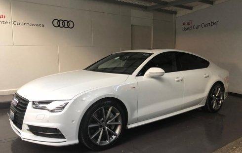 Me veo obligado vender mi carro Audi A7 2018 por cuestiones económicas
