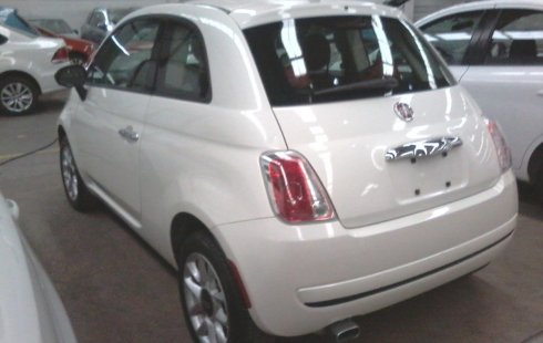 Se vende un Fiat 500 de segunda mano