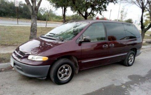Chrysler Grand Caravan Automático