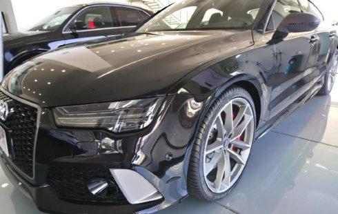 En venta un Audi RS7 2018 Automático en excelente condición