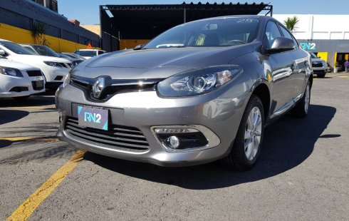 Renault Fluence 2016 impecable