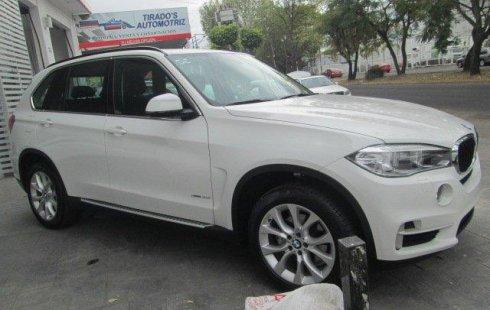 Quiero vender inmediatamente mi auto BMW X5 2017 muy bien cuidado