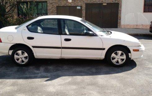 Quiero vender urgentemente mi auto Dodge Neon 1999 muy bien estado