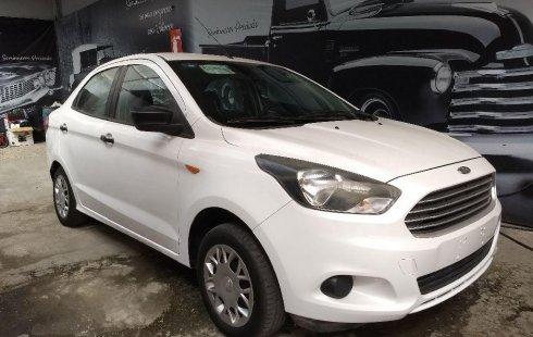 Un Ford Figo Sedán 2016 impecable te está esperando