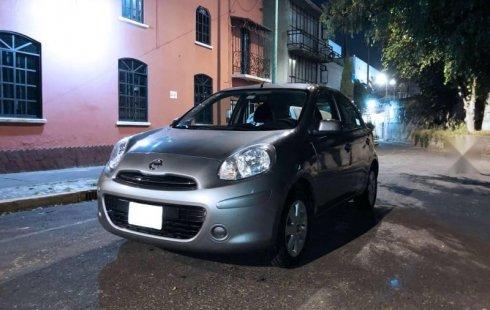 Nissan March 2012 usado en Gustavo A. Madero