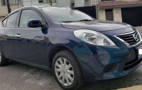Nissan Versa 2014 usado