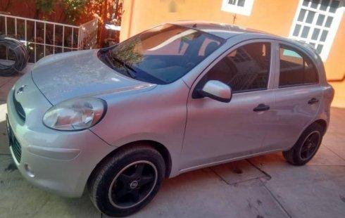 Precio de Nissan March 2012