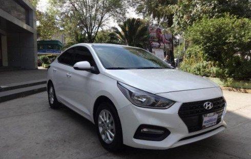 Hyundai Accent impecable en Azcapotzalco más barato imposible
