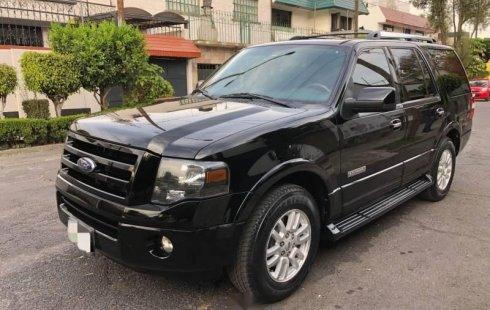 Auto usado Ford Expedition 2007 a un precio increíblemente barato