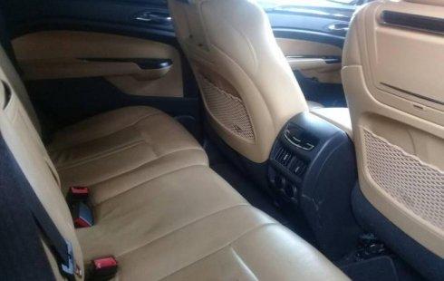 Se vende urgemente Cadillac SRX 2016 Automático en Guadalajara