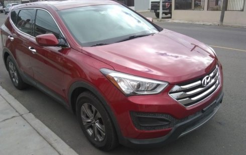 Quiero vender un Hyundai Santa Fe en buena condicción
