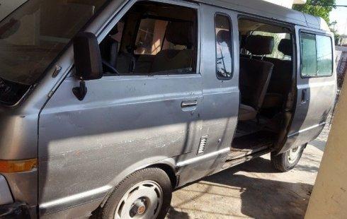 Nissan Ichi van 1991 usado en Yucatán