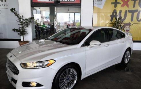 Vendo un Ford Fusion por cuestiones económicas
