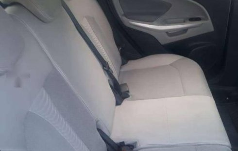 Ford EcoSport impecable en Gustavo A. Madero