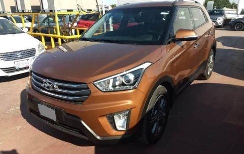 Urge!! Un excelente Hyundai Creta 2017 Automático vendido a un precio increíblemente barato en Zapopan