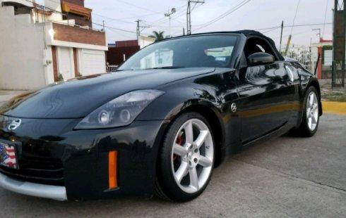 Vendo un carro Nissan 350Z 2007 excelente, llámama para verlo