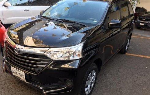 Se vende urgemente Toyota Avanza 2016 Automático en Miguel Hidalgo