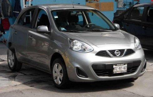 Se pone en venta un Nissan March