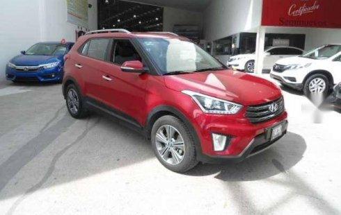 Quiero vender inmediatamente mi auto Hyundai Creta 2017 muy bien cuidado