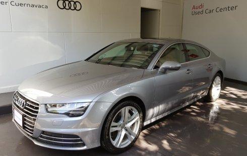 En venta un Audi A7 2018 Automático en excelente condición