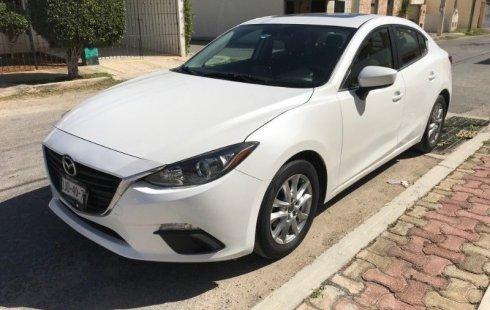 Quiero vender urgentemente mi auto Mazda 3 2016 muy bien estado