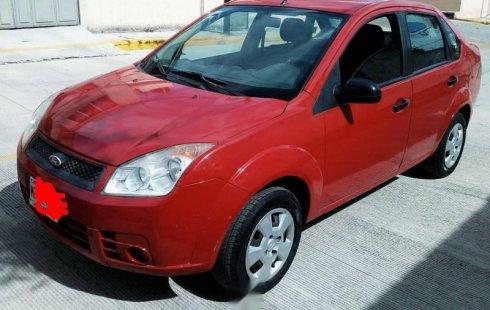 Ford Fiesta precio muy asequible