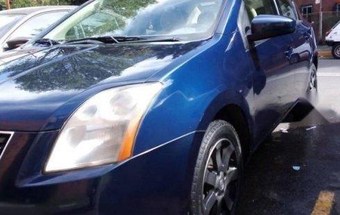 Llámame inmediatamente para poseer excelente un Nissan Sentra 2007 Automático