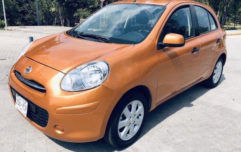 Urge!! En venta carro Nissan March 2012 de único propietario en excelente estado
