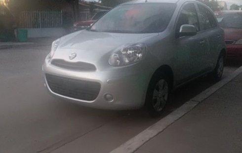Quiero vender inmediatamente mi auto Nissan March 2012 muy bien cuidado
