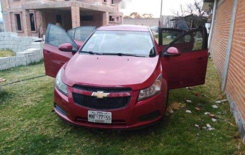 SHOCK!! Un excelente Chevrolet Cruze 2010, contacta para ser su dueño