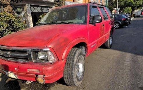 Chevrolet Blazer Automático