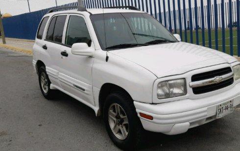 Llámame inmediatamente para poseer excelente un Chevrolet Tracker 2004 Automático