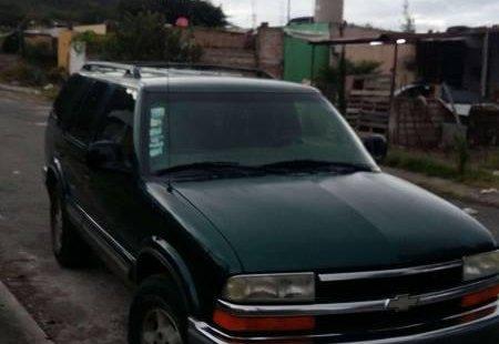Chevrolet Blazer usado en Tlajomulco de Zúñiga