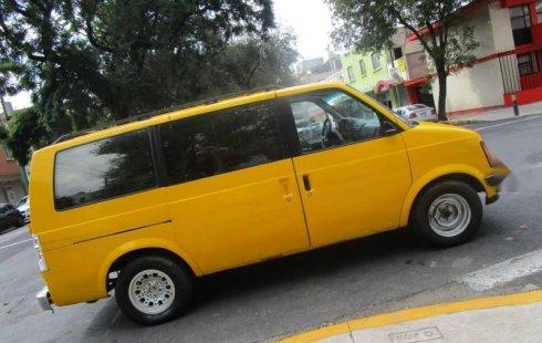 Chevrolet Astro impecable en Gustavo A. Madero