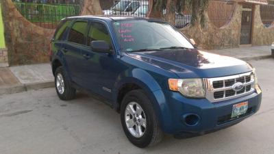 Ford Escape 2008 usado en Tijuana