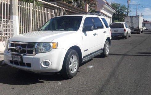 Auto usado Ford Escape 2008 a un precio increíblemente barato