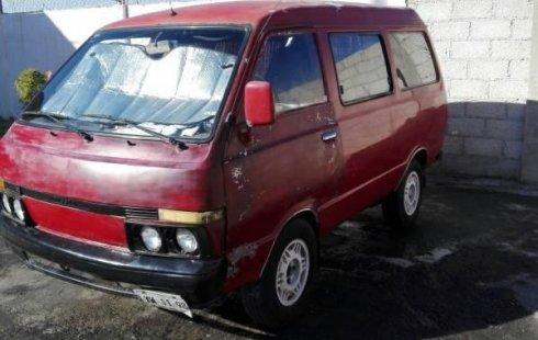 En venta un Nissan Ichi van 1990 Manual en excelente condición