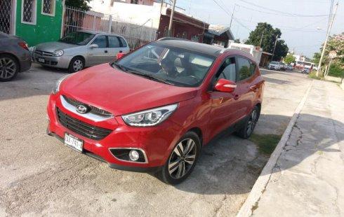 Hyundai ix35 impecable en Yucatán
