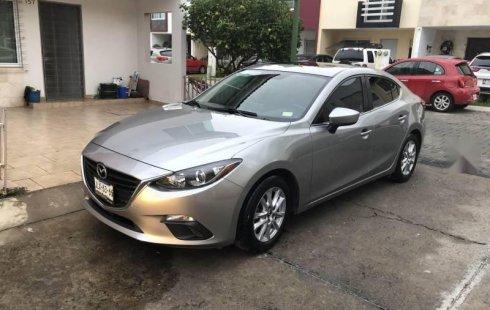 En venta un Mazda 3 2015 Manual muy bien cuidado